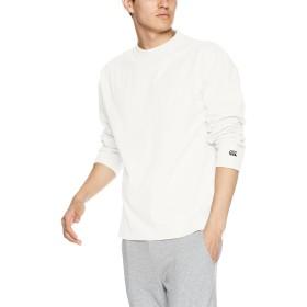 [カンタベリー] L/S HEAVY T-SHIRT RA48135 メンズ オフホワイト 日本 S (日本サイズS相当)