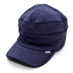 帽子 キャップ メンズ レディース スウェット 大きいサイズ ウェルテイラード 裏毛 無地 (07-kkc282) ネイビー