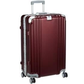 [レジェンドウォーカー] スーツケース 不可 保証付 83L 70 cm 5.6kg ワインレッドカーボン
