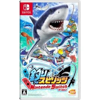 新品【Switch】釣りスピリッツ Nintendo Switchバージョン