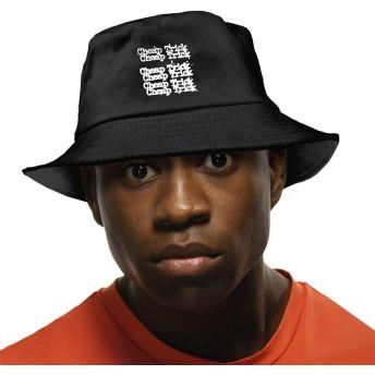 Cheap Trick バケットハット ハット 帽子 紫外線対策 サファリハット カジュアル スポーツ メンズ レディース プレゼント UVカット つば広 おしゃれ 可愛い 日よけ 夏季 小顔効果