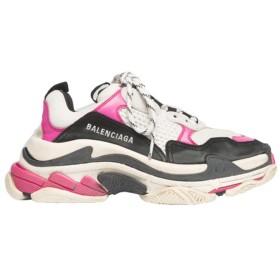 (バレンシアガ) Balenciaga レディース シューズ・靴 スニーカー Triple S sneakers [並行輸入品]