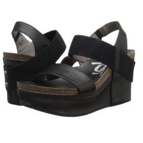 OTBT(オーティービーティー) レディース 女性用 シューズ 靴 サンダル Bushnell - Black 7.5 M [並行輸入品]