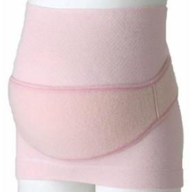 犬印 はじめて妊婦帯セット コルセットタイプ HB8106 ピンク M~Lサイズ(1枚入)[妊婦帯]