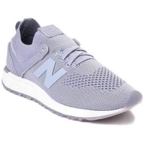 [New Balance(ニューバランス)] 靴・シューズ レディーススニーカー Womens New Balance 247 Athletic Shoe パープル/ホワイト US 9 (26cm) [並行輸入品]