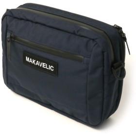 (マキャベリック) MAKAVELIC ビライヤー ポーチバッグ ショルダーバッグ ボディバッグ メンズ レディース F Navy 3108-10501