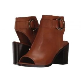 Frye(フライ) レディース 女性用 シューズ 靴 ヒール アンクル Danica Harness - Brown Smooth Vintage Leather 8.5 B - Medium [並行輸入品]