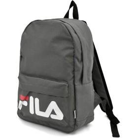 (フィラ) FILA ブランド ロゴ デザイン リュック リュックサック グレー