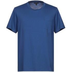 《期間限定 セール開催中》BELSTAFF メンズ T シャツ ブルー XXL コットン 100%