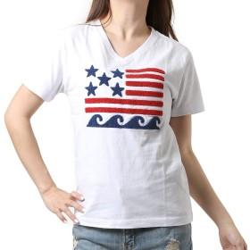 ANTIBALLISTIC アンティバルリスティック レディース 半袖 Tシャツ 192AN2ST038 WHT1 M