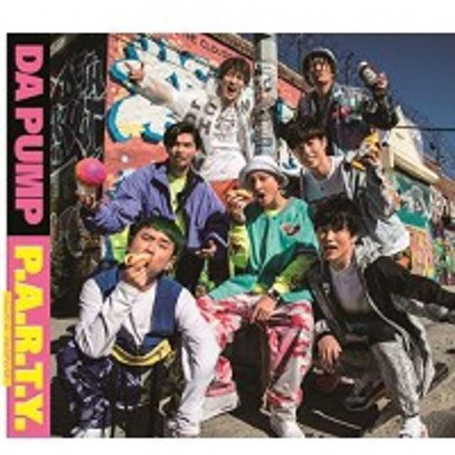 CD / DA PUMP / P.A.R.T.Y. ~ユニバース・フェスティバル~ (CD(スマプラ対応)) (通常盤)
