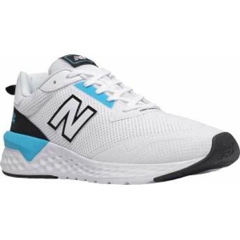 ニューバランス メンズ スニーカー シューズ Fresh Foam Sport 515v2 Sneaker White/Bayside