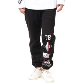 [ガッチャ] GOTCHA パンツ 防風 ストリート ロングパンツ 183G1820 ブラック XL