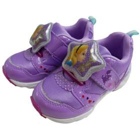 (A倉庫)ディズニー LED搭載 光る靴 DN C1244 DN-C1244 子供靴 スニーカー キッズ 女の子 男の子 キャラクター シューズ 【2019年モデル】グレープ15.0cm