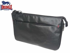 Black Lonsdale Messenger Bag Brown