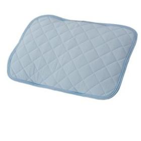 枕パッド 接触冷感 アイスプラス 触るとひんやり気持ちいい POCO素材 ブルー ブルー(枕用パッド)