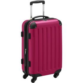 HAUPTSTADTKOFFER - 手荷物用硬質アレックス、TSA、サイズ55 cm、42リットル、カラーマゼンタ
