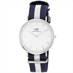 ダニエルウェリントン DanielWellington メンズ腕時計 ClassicGlasgow DW00100018 ホワイト