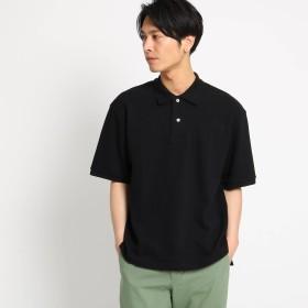 THE SHOP TK(Men)(ザ ショップ ティーケー:メンズ)/ビッグシルエットポロシャツ
