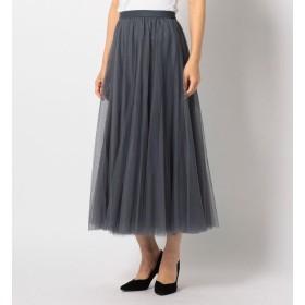 【ミューズ リファインド クローズ/MEW'S REFINED CLOTHES】 チュールミモレスカート