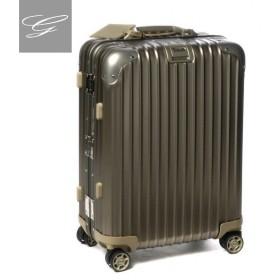 リモワ スーツケース RIMOWA キャリーバッグ メンズ TOPAS TITANIUM シャンパンゴールド 34L 92353034-0002-0014