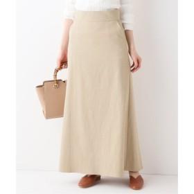 【イエナ/IENA】 SLOBE IENA Fi.m ハイウエストロングスカート