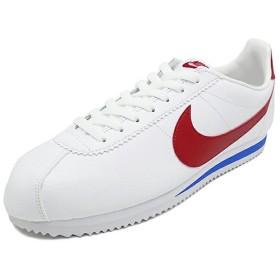 スニーカー ナイキ NIKE クラシックコルテッツレザー ホワイト/レッド/ロイヤル メンズ レディース シューズ 靴 18HO