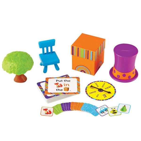 【華森葳兒童教玩具】益智邏輯系列-方位學習組 N1-3201