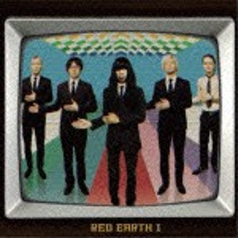 RED EARTH/RED EARTH [HAGREC-1007]【発売日】2016/1/20【CD】