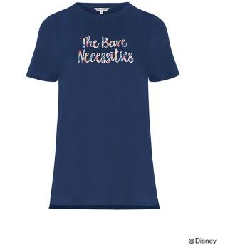 【M】ディズニー『ジャングルブック』 ザ・ベアー・ネセシティ Tシャツ