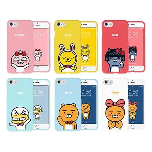 KAKAO FRIENDS 手機殼│軟殼│iPhone 7 8 Plus SE 2020│z7854