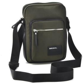 ディーゼル/DIESEL バッグ メンズ BEAT THE BOX ショルダーバッグ カーキ×ブラック X03001-P0409-H2110