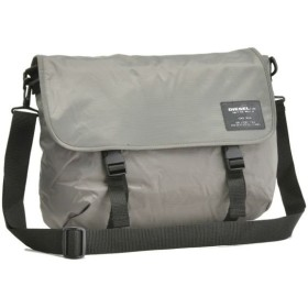 ディーゼル/DIESEL バッグ メンズ ナイロン メッセンジャーバッグ ショルダーバッグ グレー X01959-PR027-T7434
