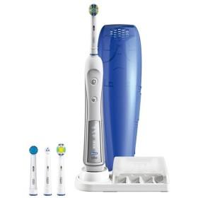 ブラウン オーラルB 電動歯ブラシ デンタプライド 4000 4モードタイプ 【歯垢を最大99.7%除去】 D295454X