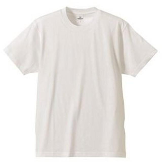 ds-1646106 Tシャツ CB5806 ホワイト Lサイズ 【 5枚セット 】  (ds1646106)
