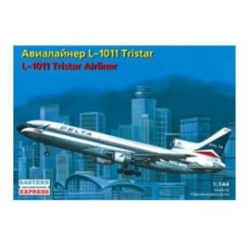 1/144 ロッキード L-1011 トライスター デルタ航空 プラモデル[EE14497]
