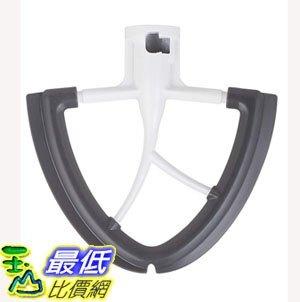 [7美國直購] 攪拌機配件 Gvode Flex Edge Beater for KitchenAid Tilt-Head Stand Mixer 4.5-5 Quart -Flat Beater