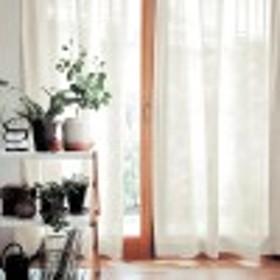 【99サイズ】部屋が暗くならない。UVカット・遮熱・ミラーレースカーテン[日本製]