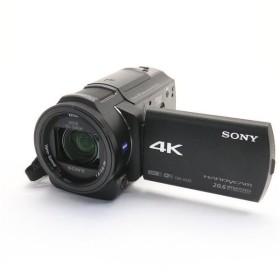 《良品》SONY デジタル4Kビデオカメラレコーダー HANDYCAM FDR-AX30