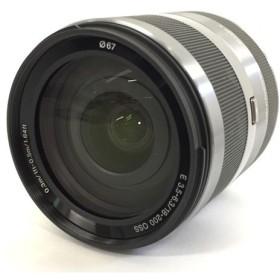 【中古】 SONY ソニー E 18-200mm F3.5-6.3 OSS SEL18200 カメラ レンズ Eマウント  T3837702