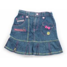 【メゾピアノ/mezzopiano】スカート 120サイズ 女の子【USED子供服・ベビー服】(434502)