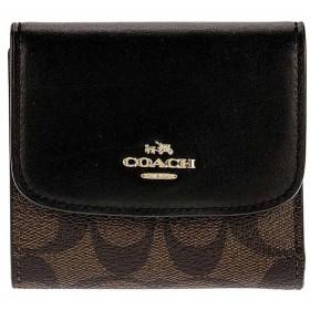 コーチ COACH  三つ折財布 F87589 IMAA8