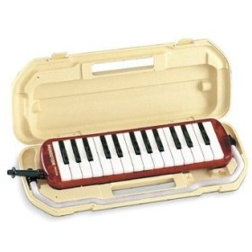 鍵盤ハーモニカ スズキ SUZUKI メロディオン MX-27S クリーム 27鍵盤 ソプラノ 鈴木楽器