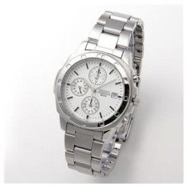 ds-452397 SEIKO(セイコー) 腕時計 クロノグラフ SND187P シルバー (ds452397)