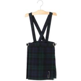 【シップス/SHIPS】 ONEIL OF DUBLIN:サマーウール キルト スカート(100~130cm)