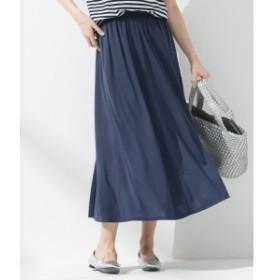 23区(NIJYUSANKU)/【洗える】リラックスプレーンジャージー スカート
