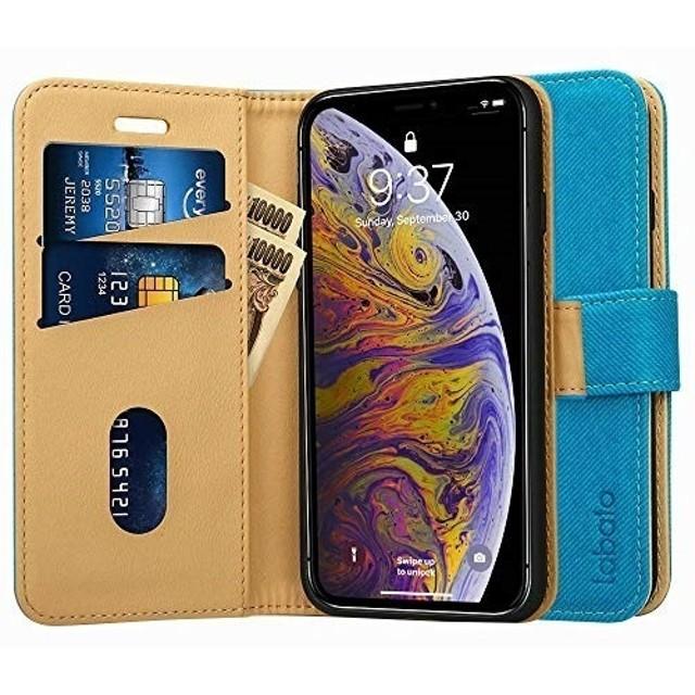 Labato iPhone xs ケース 手帳型 iPhone X ケース 手帳型 おしゃれ iPhone 10 手帳 ケース