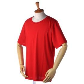 グッチ/GUCCI Tシャツ メンズ クルーネックTシャツ ROSSO 2018年秋冬 493117-X3I82-6440