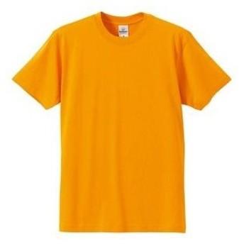 ds-1646120 Tシャツ CB5806 ゴールド Mサイズ 【 5枚セット 】  (ds1646120)