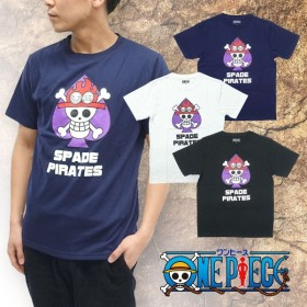 【ONE PIECE(ワンピース)】エース 海賊旗 Tシャツ